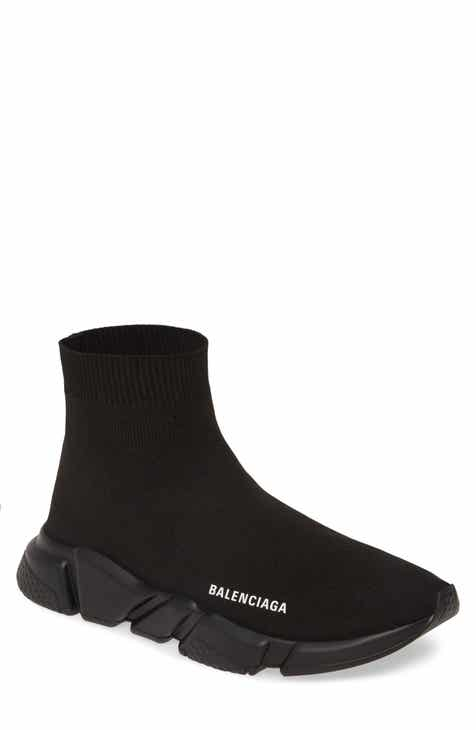 310d39a8b6d Balenciaga Speed High Slip-On (Men)