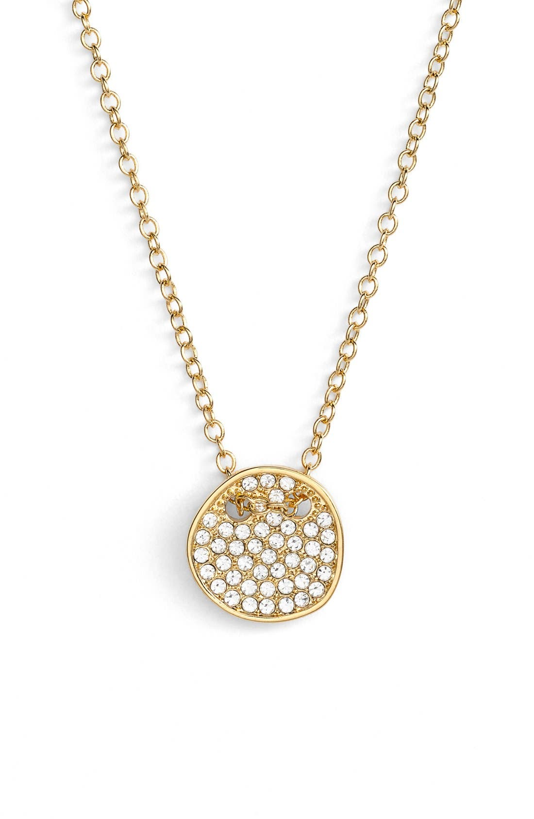 Alternate Image 3  - BaubleBar 'Modern Metallics' 14k-Gold Plate Layered Necklace (Set of 3) (Nordstrom Exclusive)