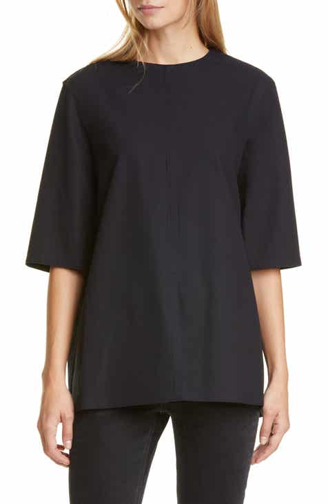 Sofie D'Hoore Cotton Twill Top