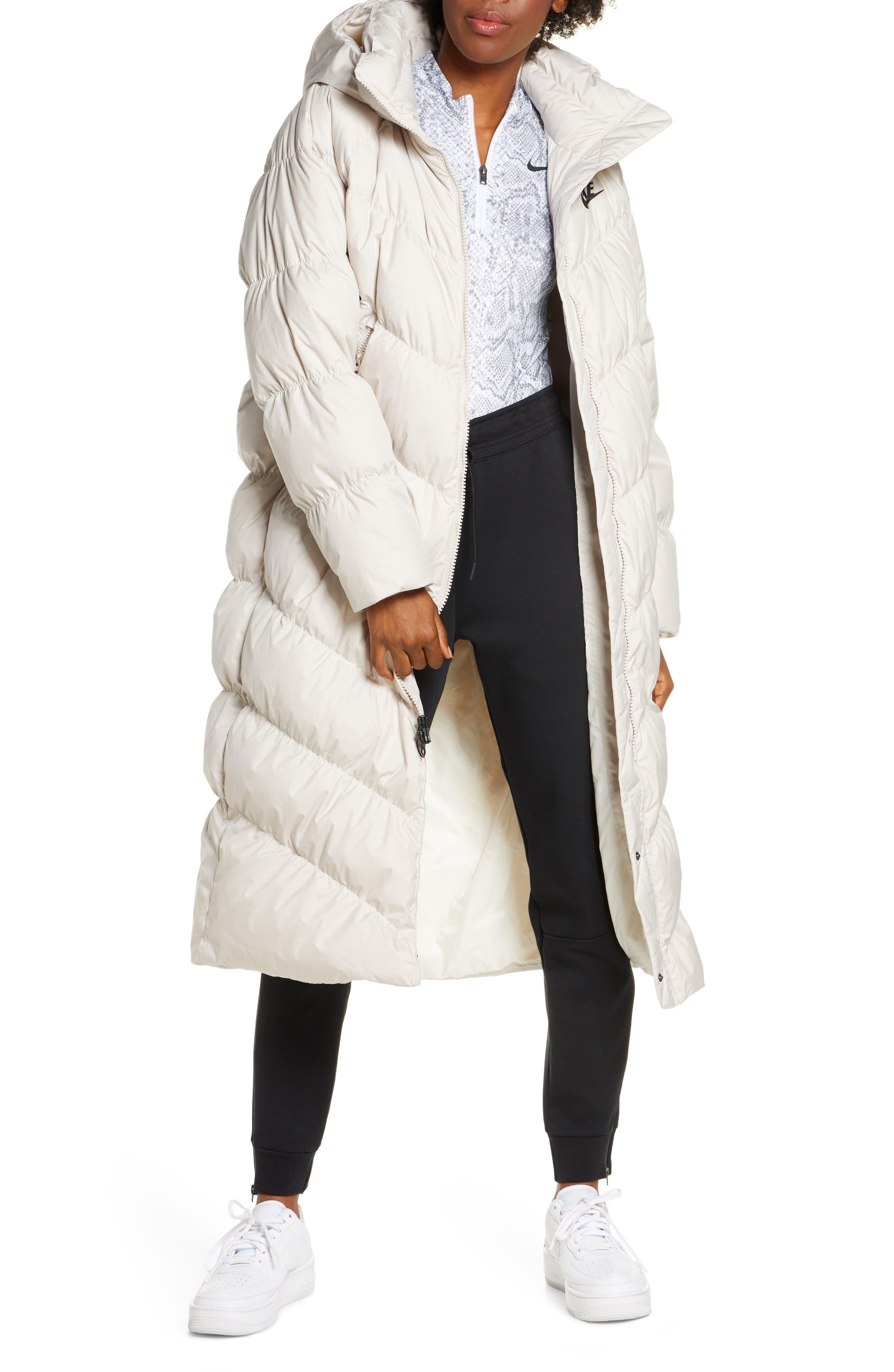Winterjacke Nike Damen. nike advance 15 w winter jacket