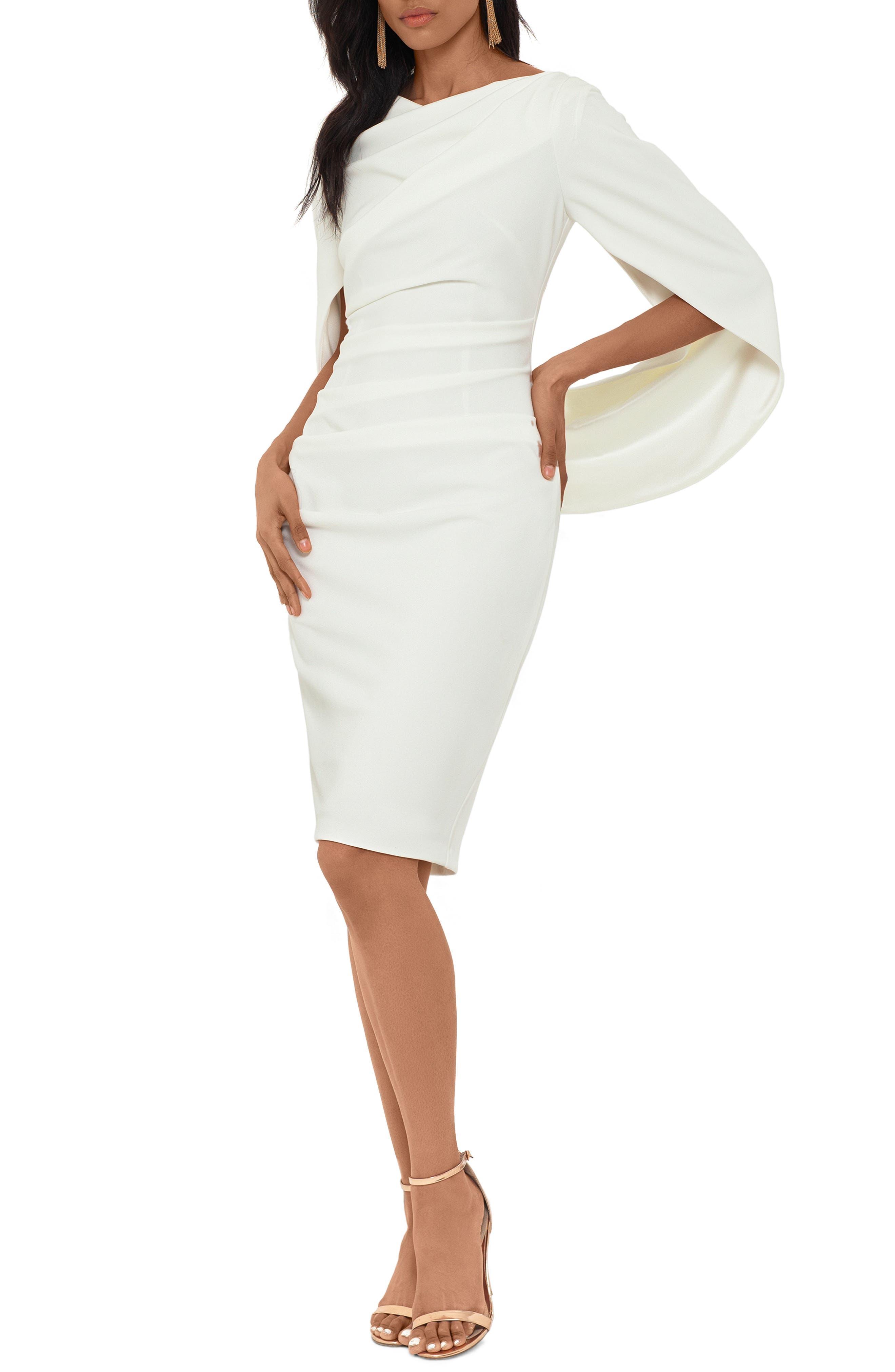 Cheap White Formal Dress