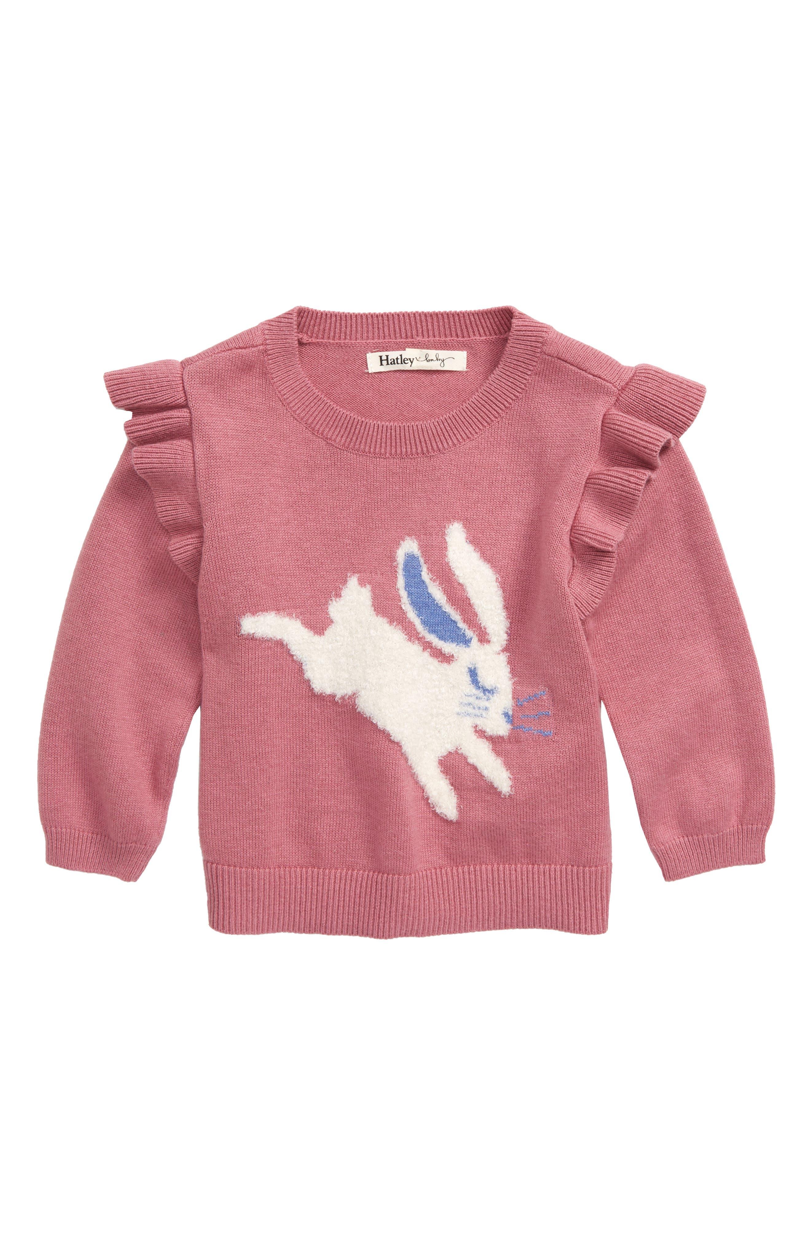 Hatley Kids Fleece Robe-Moose on Red Gar/çon