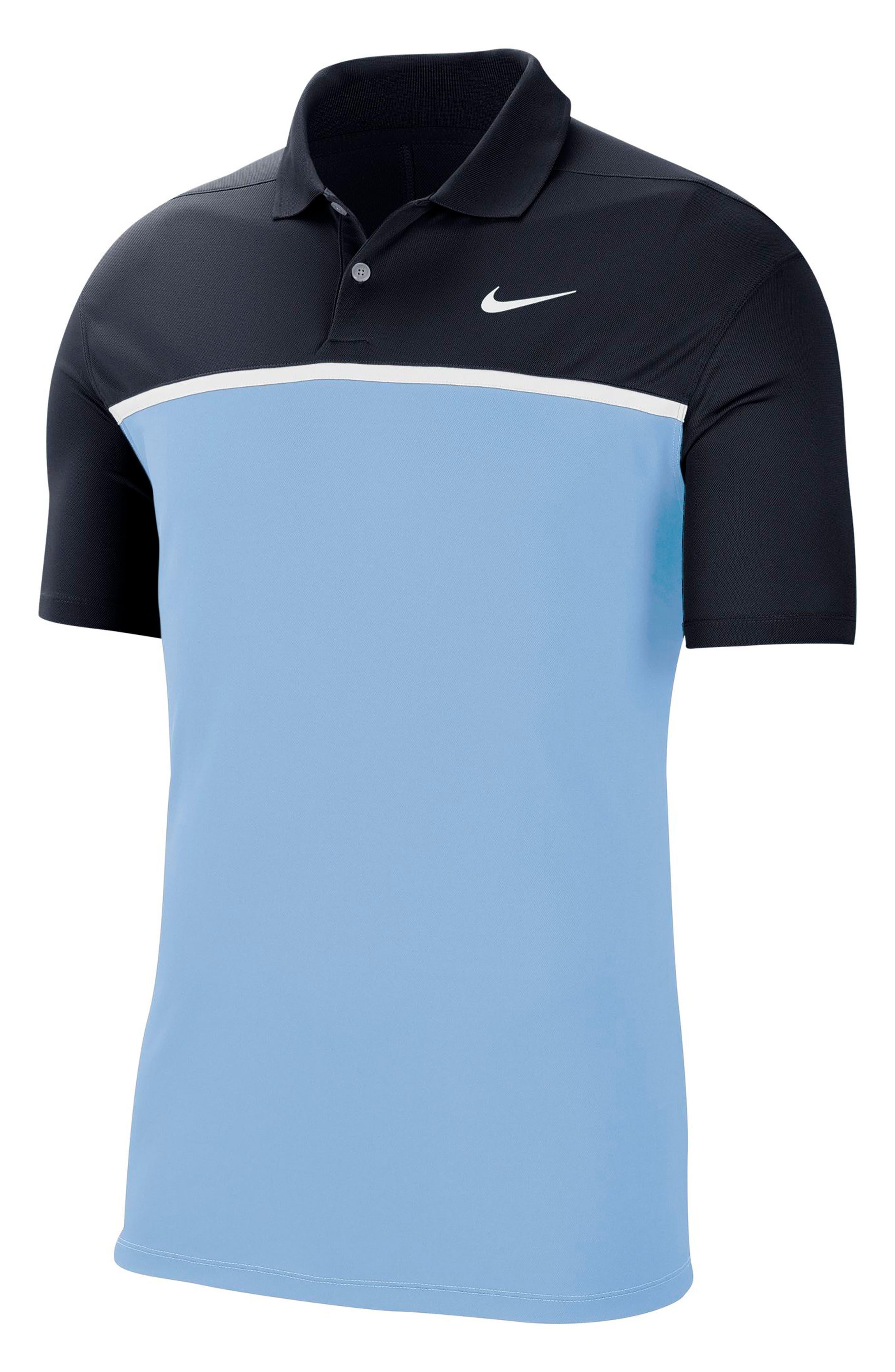 Nike Men's Cotton Polo (Black)