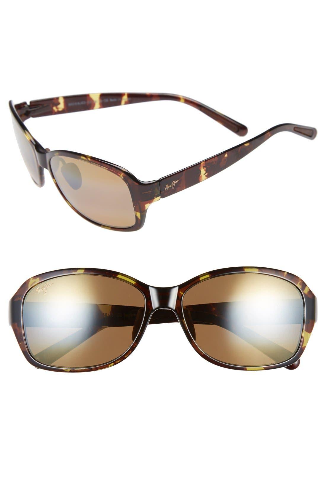 Main Image - Maui Jim Koki Beach 56mm PolarizedPlus2® Sunglasses