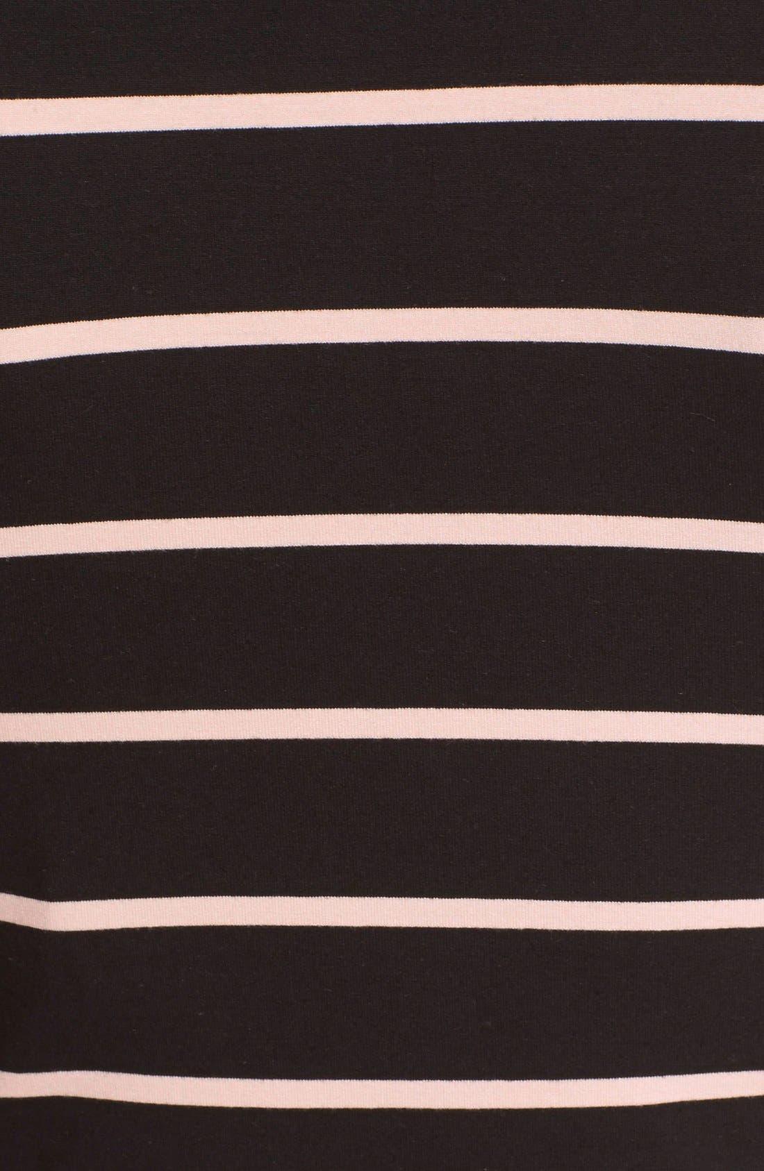 Alternate Image 3  - Ted Baker London 'Linn' Stripe Midi Dress
