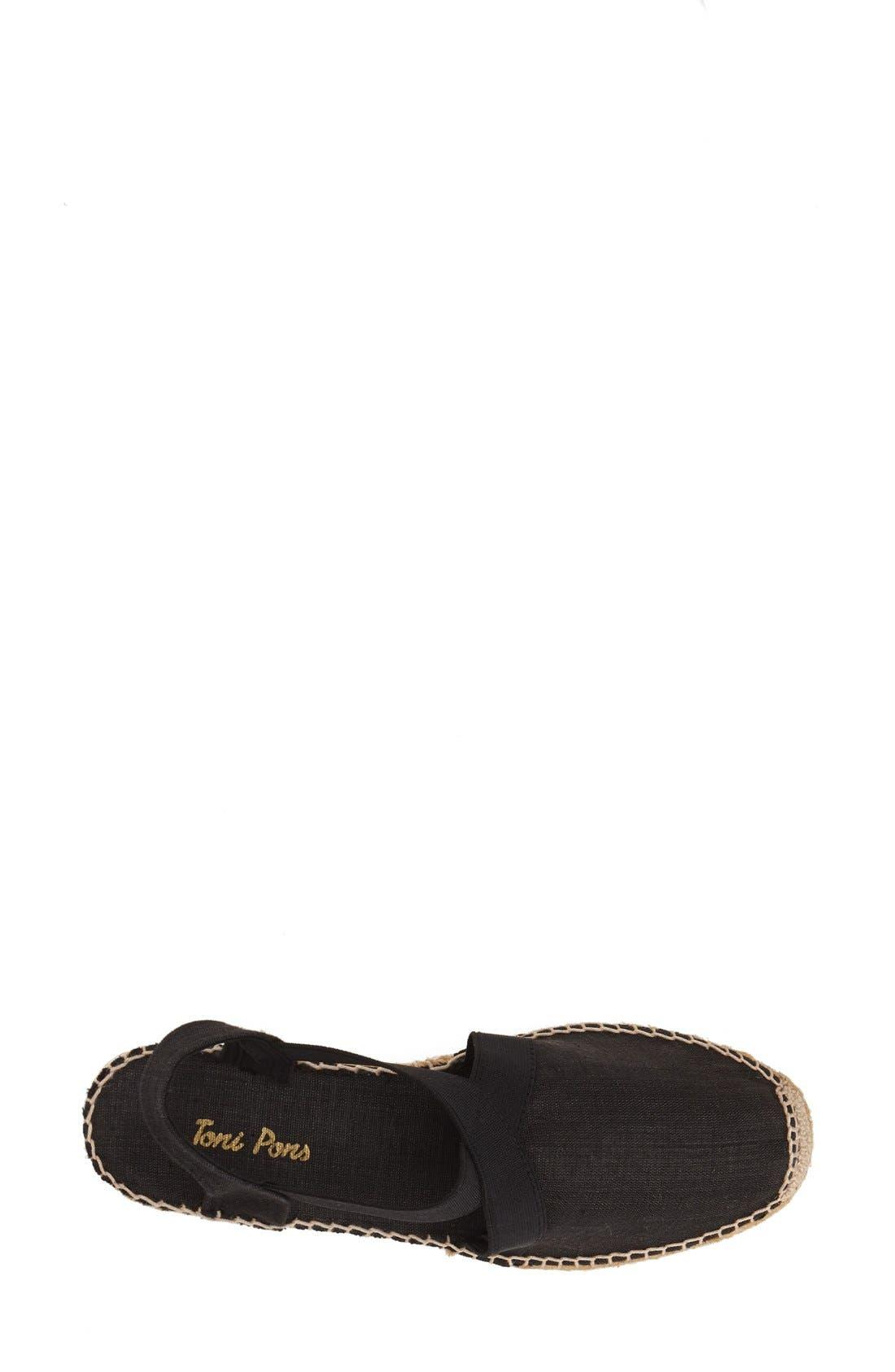 Alternate Image 3  - Toni Pons 'Vic' Espadrille Slingback Sandal (Women)