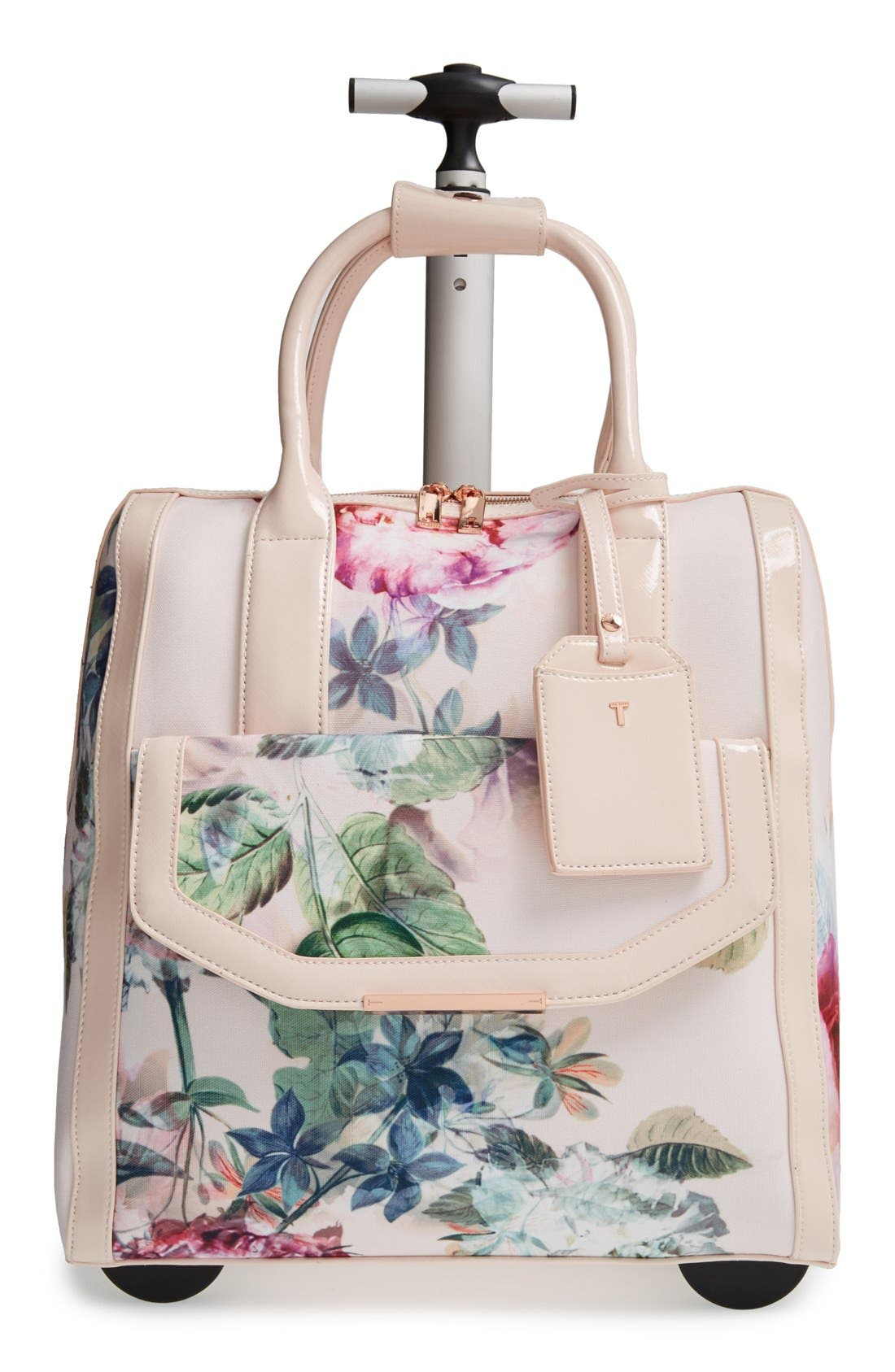 Alternate Image 1 Selected - Ted Baker London 'Pure Peony' Travel Bag