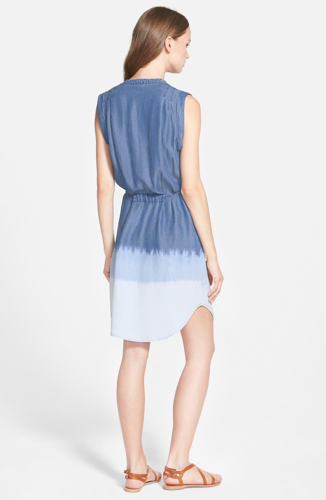 Alternate Image 2  - Splendid Dip Dye Dress