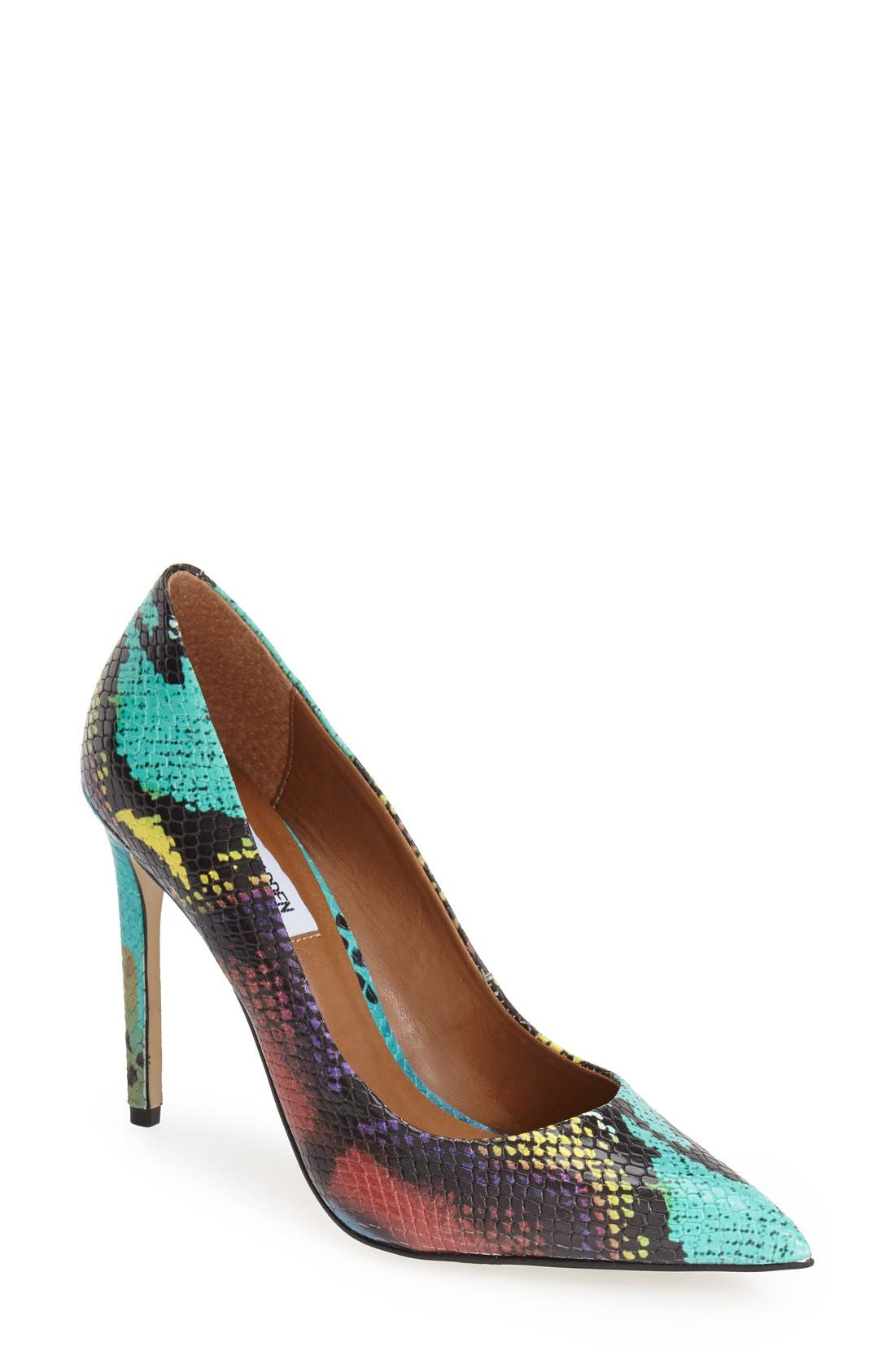 Alternate Image 1 Selected - Steve Madden 'Proto' Pointy Toe Pump (Women)