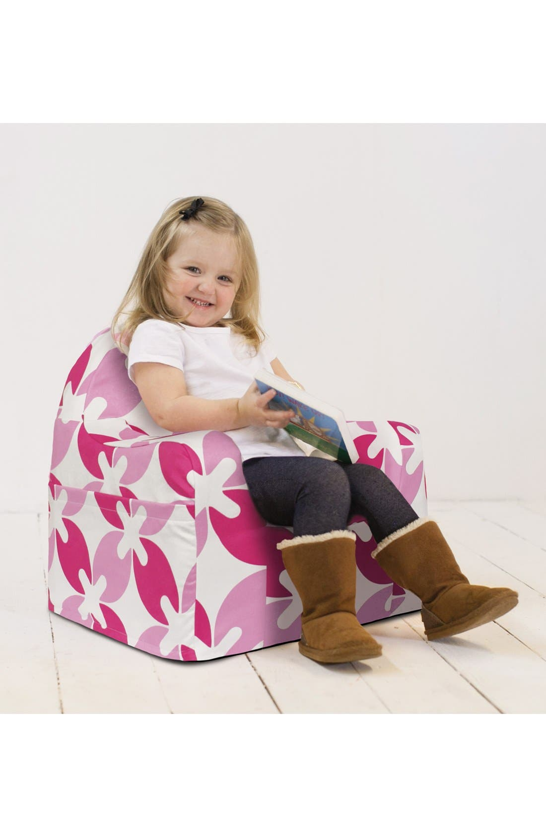 Alternate Image 3  - P'kolino 'Personalized Little Reader' Chair (Toddler)