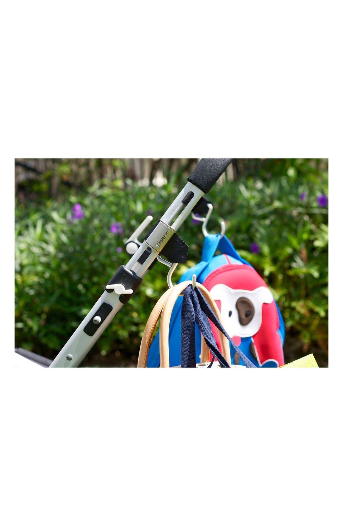 Alternate Image 7  - Buggygear 'Boutique' Stroller Hooks (Set of 2)