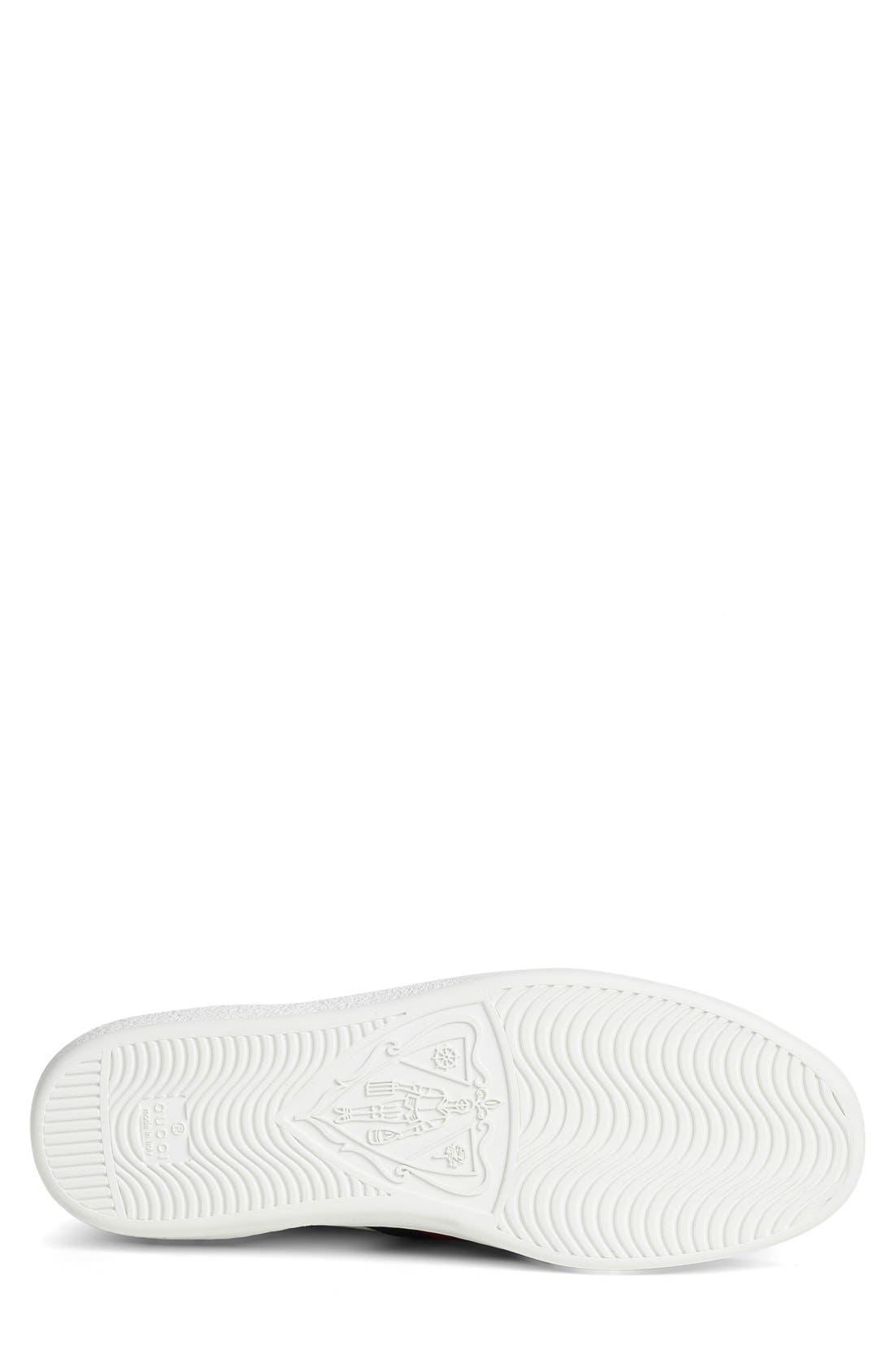 Alternate Image 4  - Gucci New Ace Sneaker (Men)