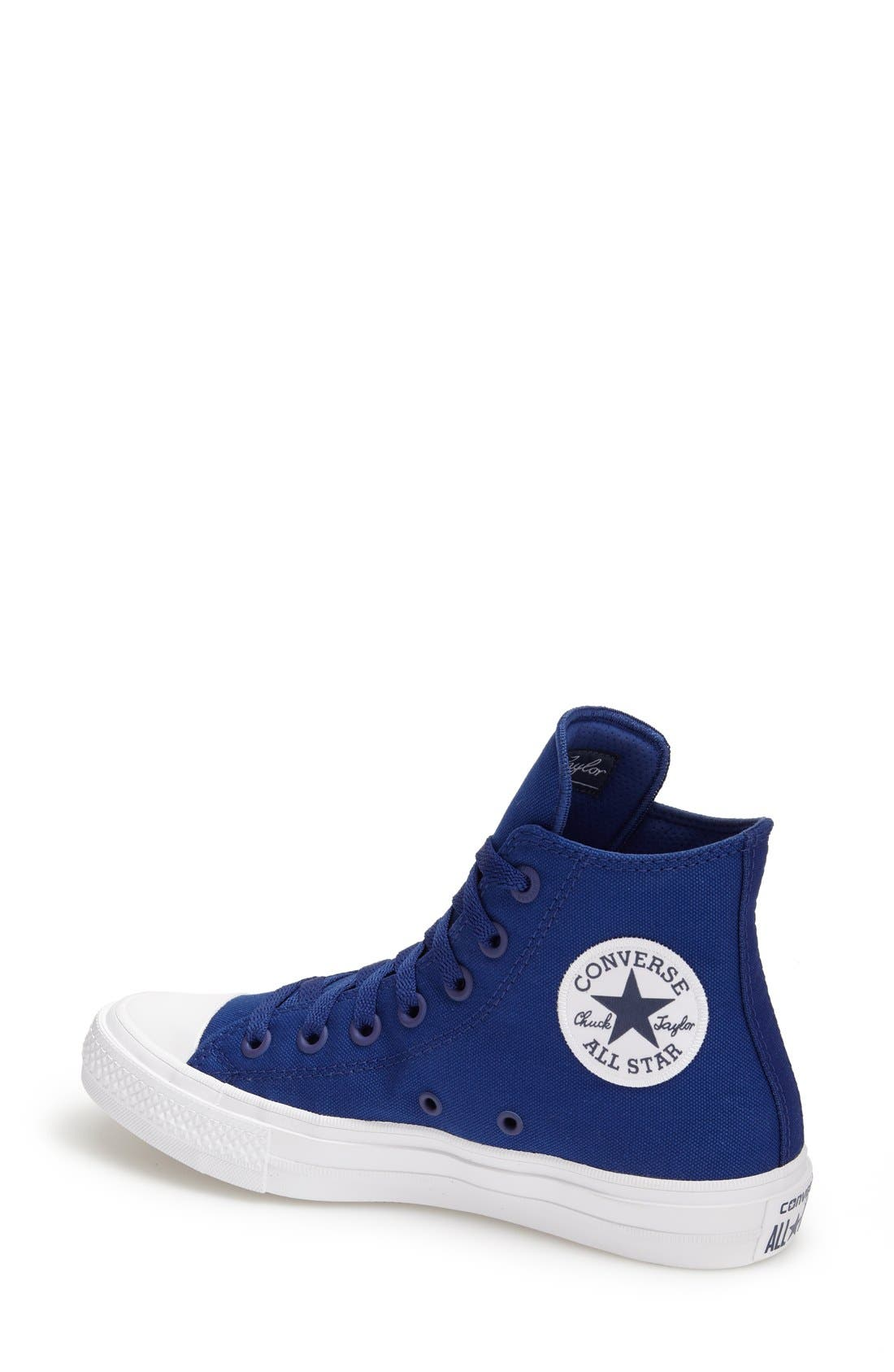 Alternate Image 2  - Converse Chuck Taylor® All Star® 'Chuck II' High Top Sneaker (Women) (Regular Retail Price: $74.95)