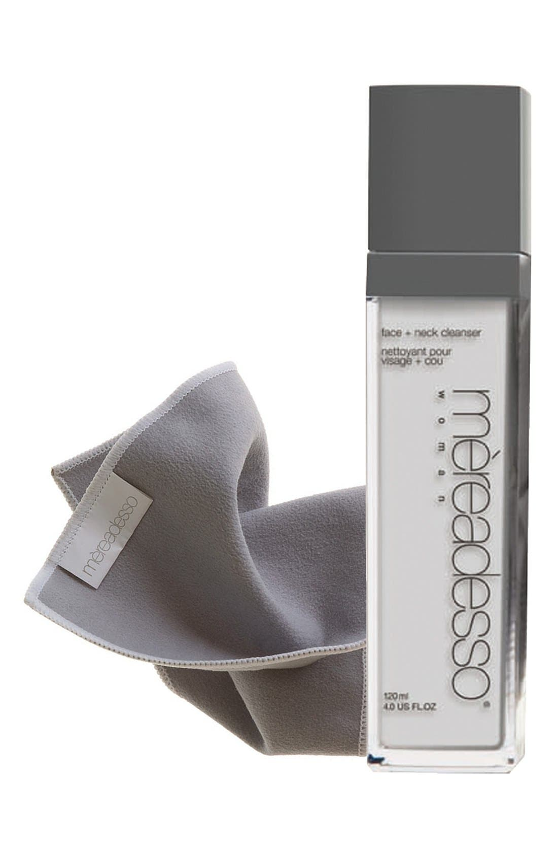 mèreadesso® Face + Neck Cleanser
