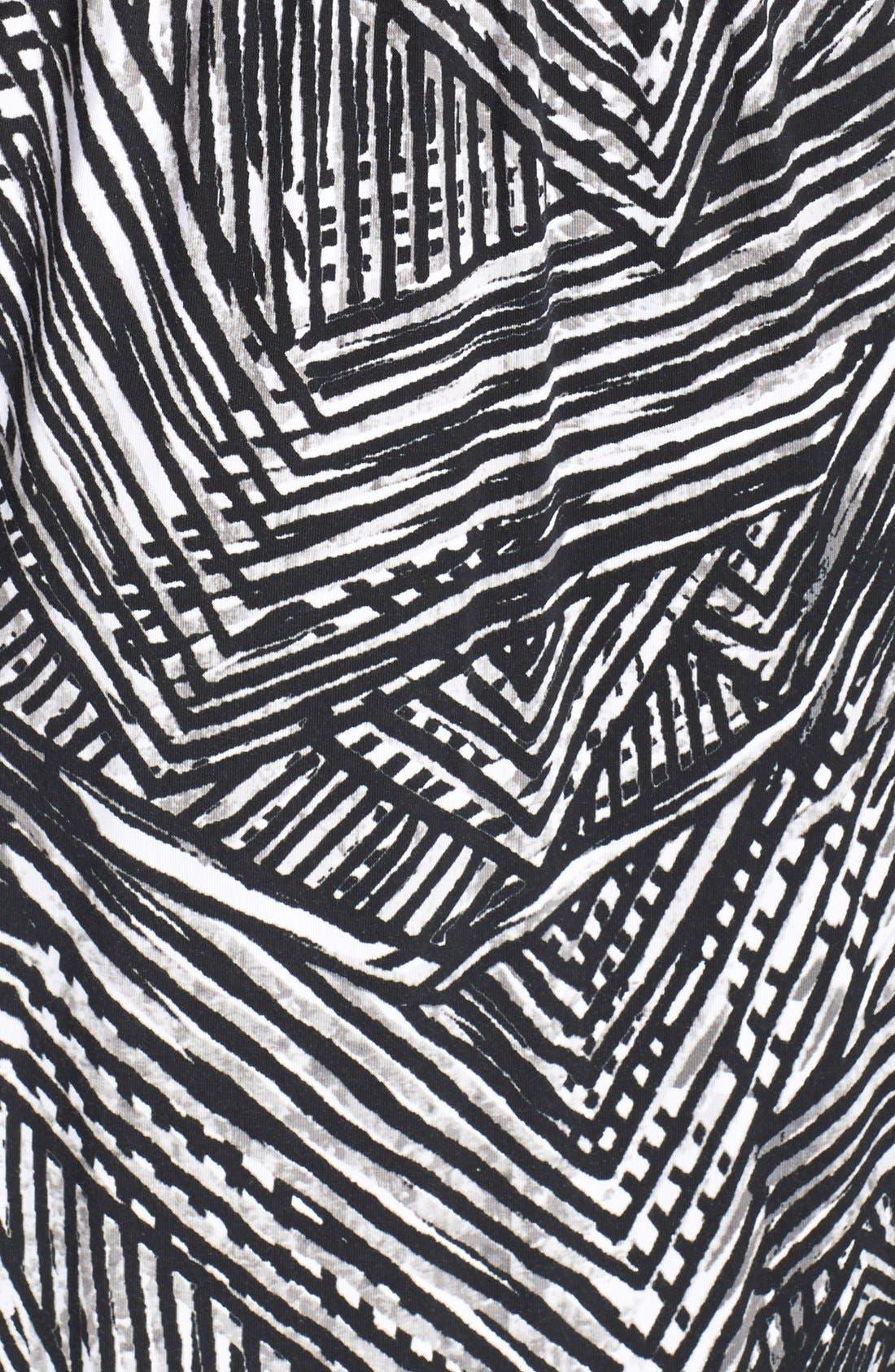 Alternate Image 3  - Tart 'Delancy' Print Jersey Maxi Dress