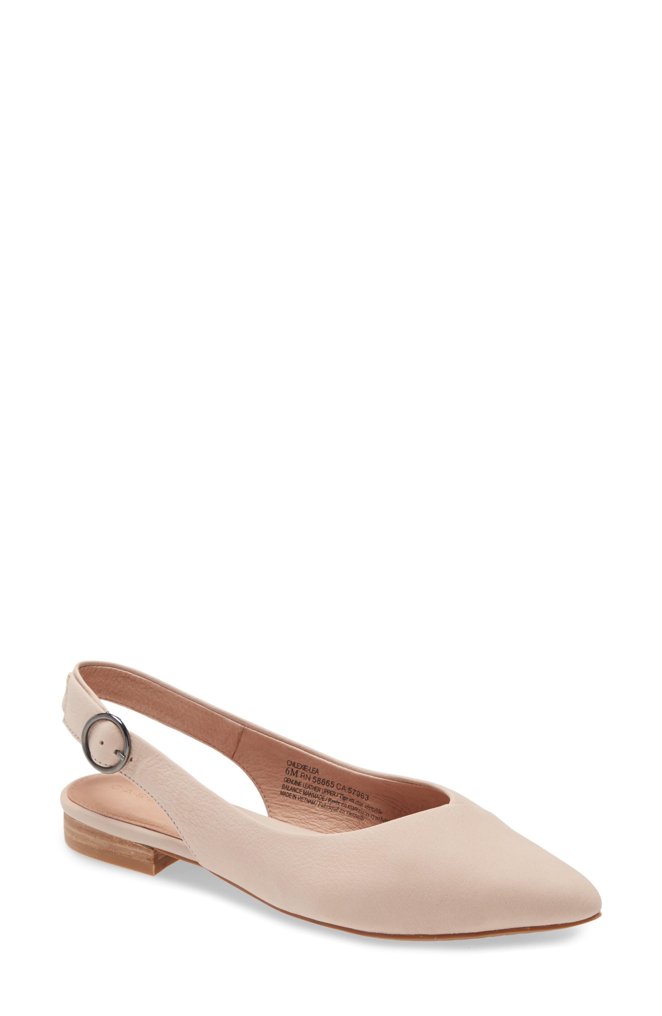 Women's Pink Flats \u0026 Ballet Flats