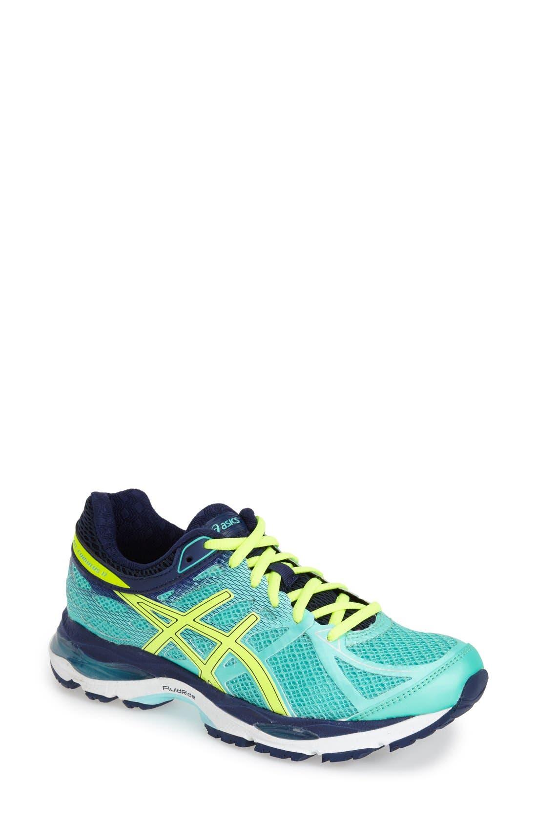 Alternate Image 1 Selected - ASICS® 'GEL-Cumulus® 17' Running Shoe (Women)