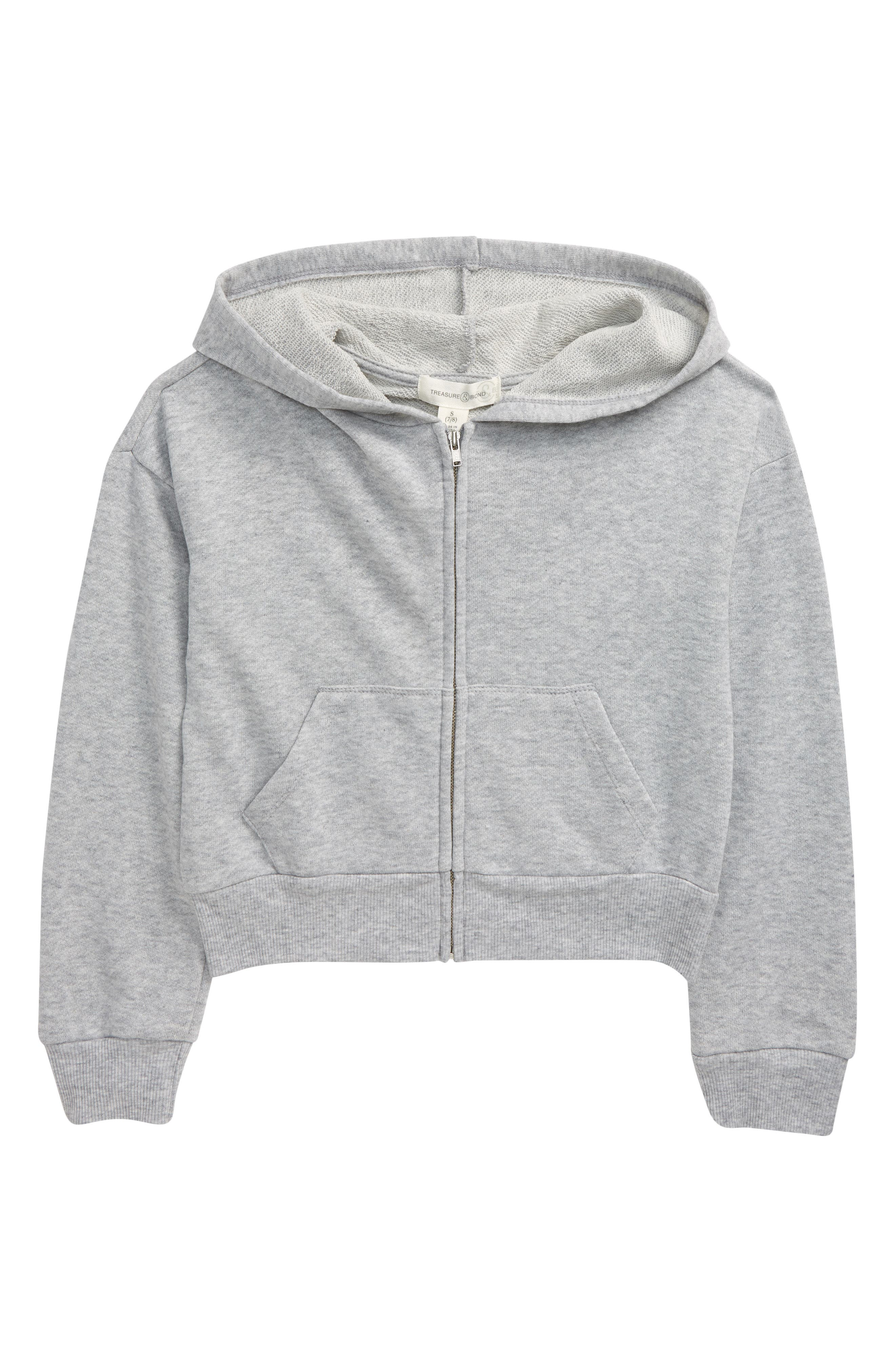 £60 New Men/'s Grey Marl Ace Couture Cotton Mix Zipped Hoodie Size ExLarge
