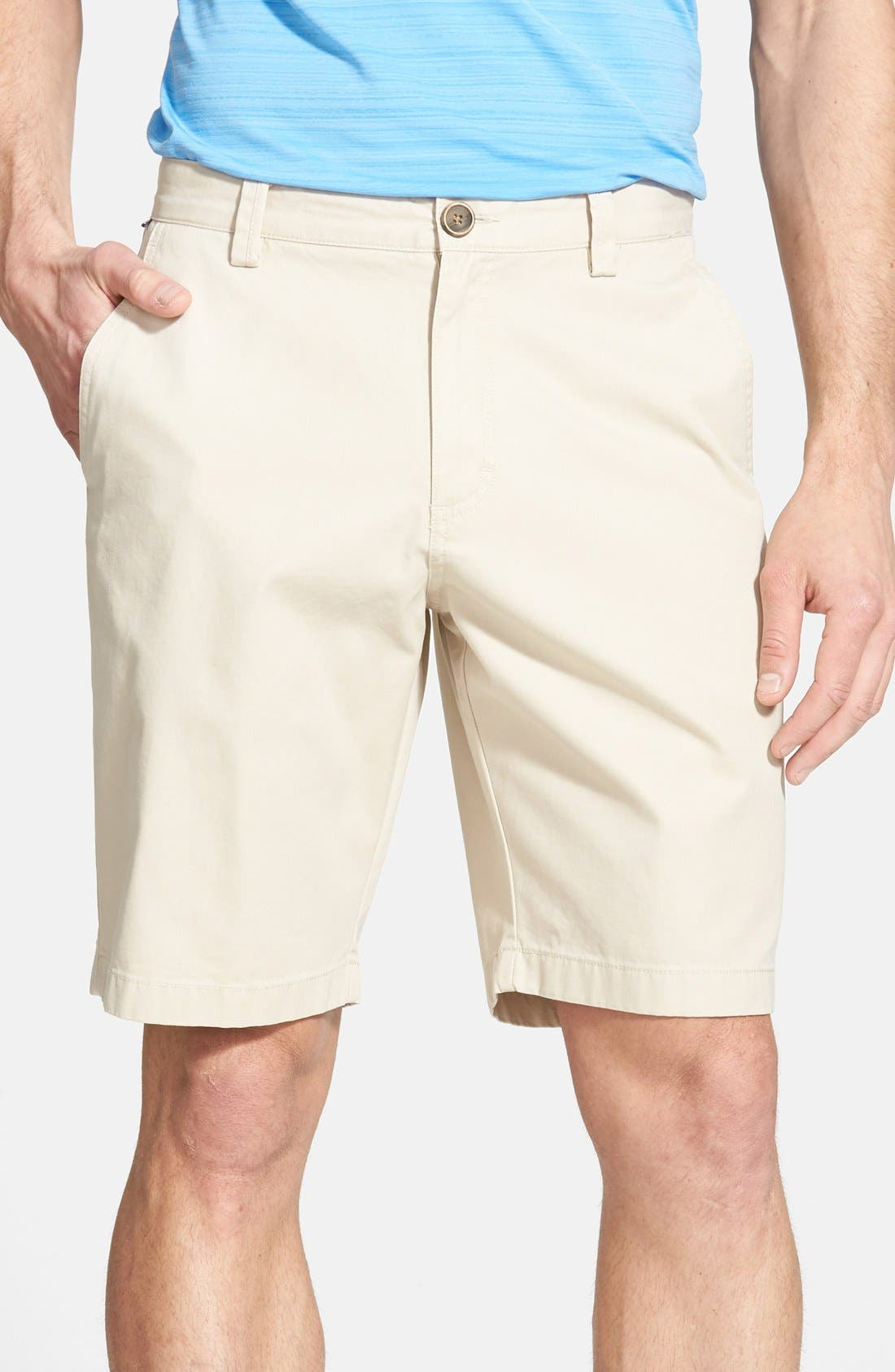 'Beckett' Shorts,                         Main,                         color, Sand