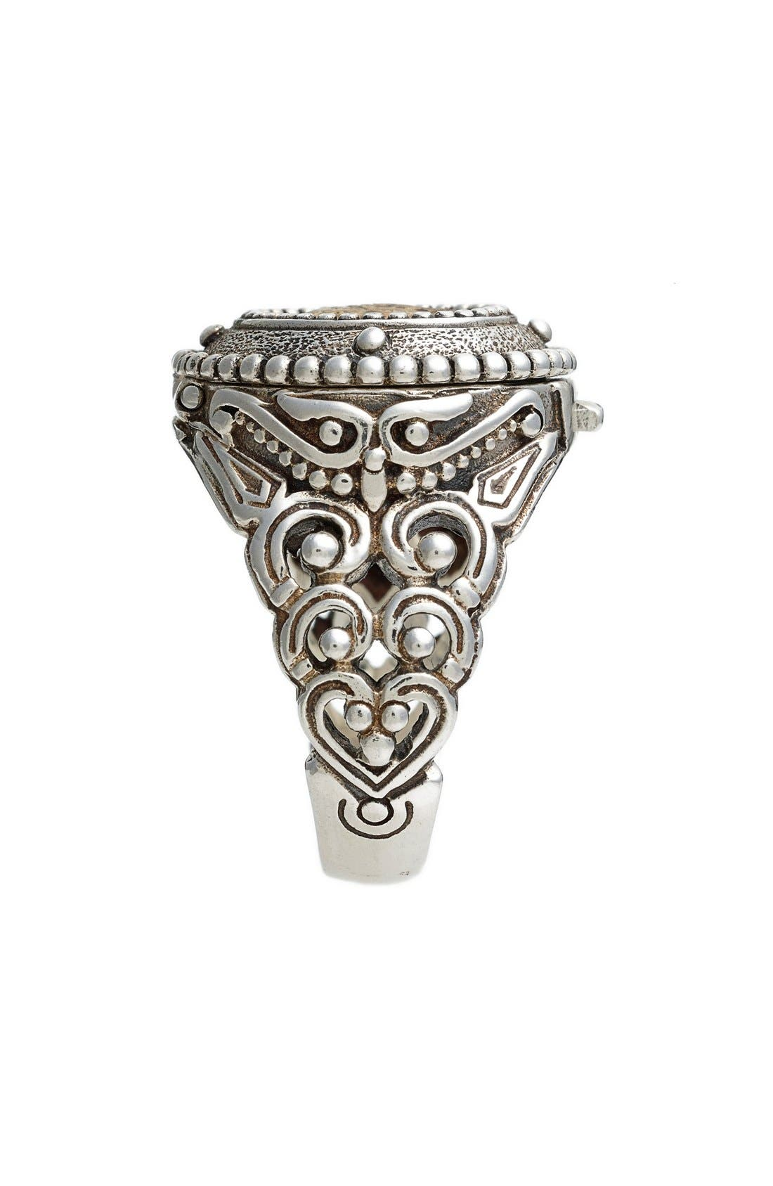 Alternate Image 3  - Konstantino 'Arethusa' Hinged Coin Ring