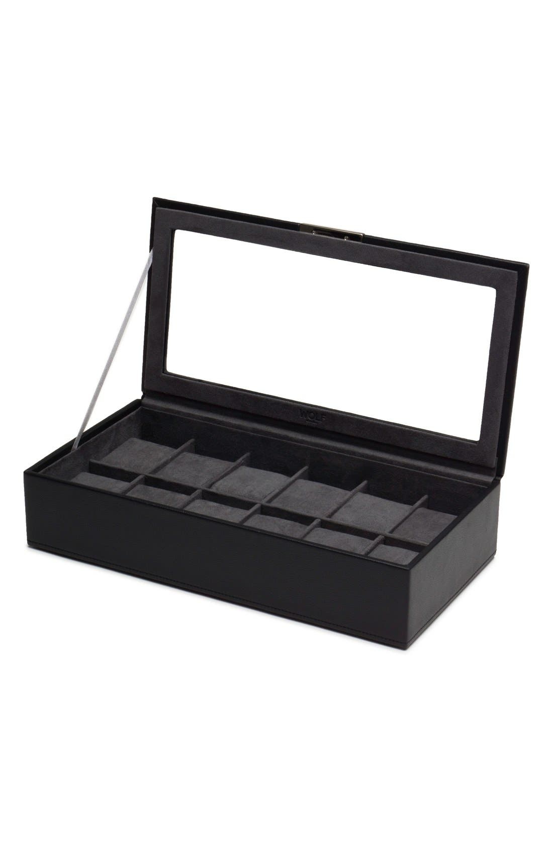 Alternate Image 2  - Wolf Stackable Watch Case