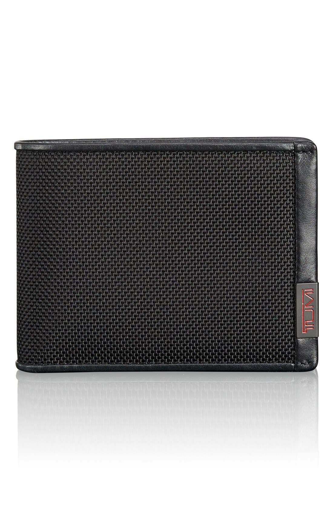 Tumi 'Alpha' Billfold Wallet