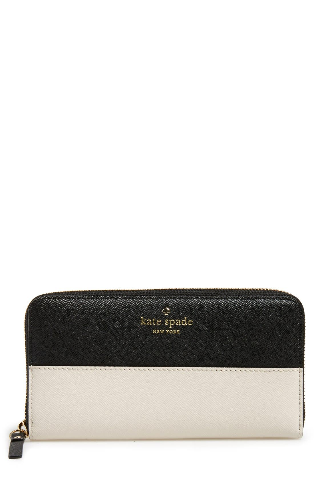 Alternate Image 1 Selected - kate spade new york 'cedar street - lacey' wallet