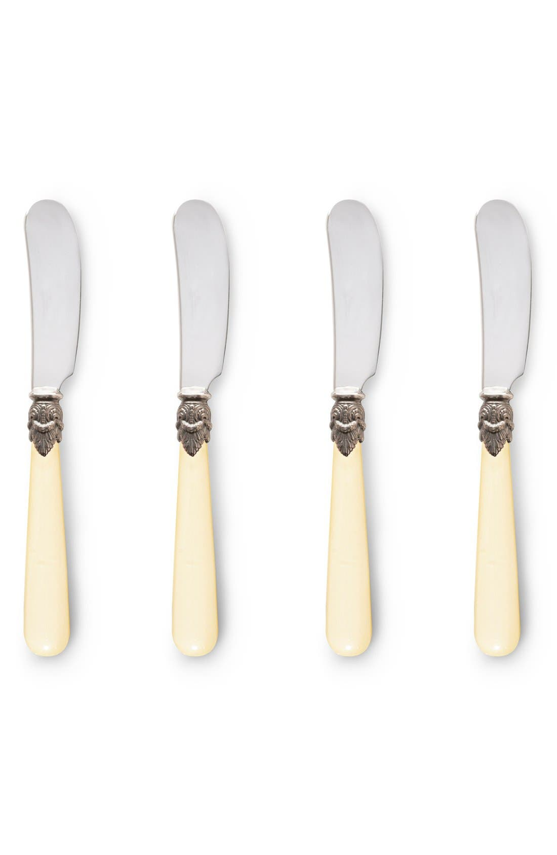 Rosanna 'Napoleon' Pate Knives (Set of 4)