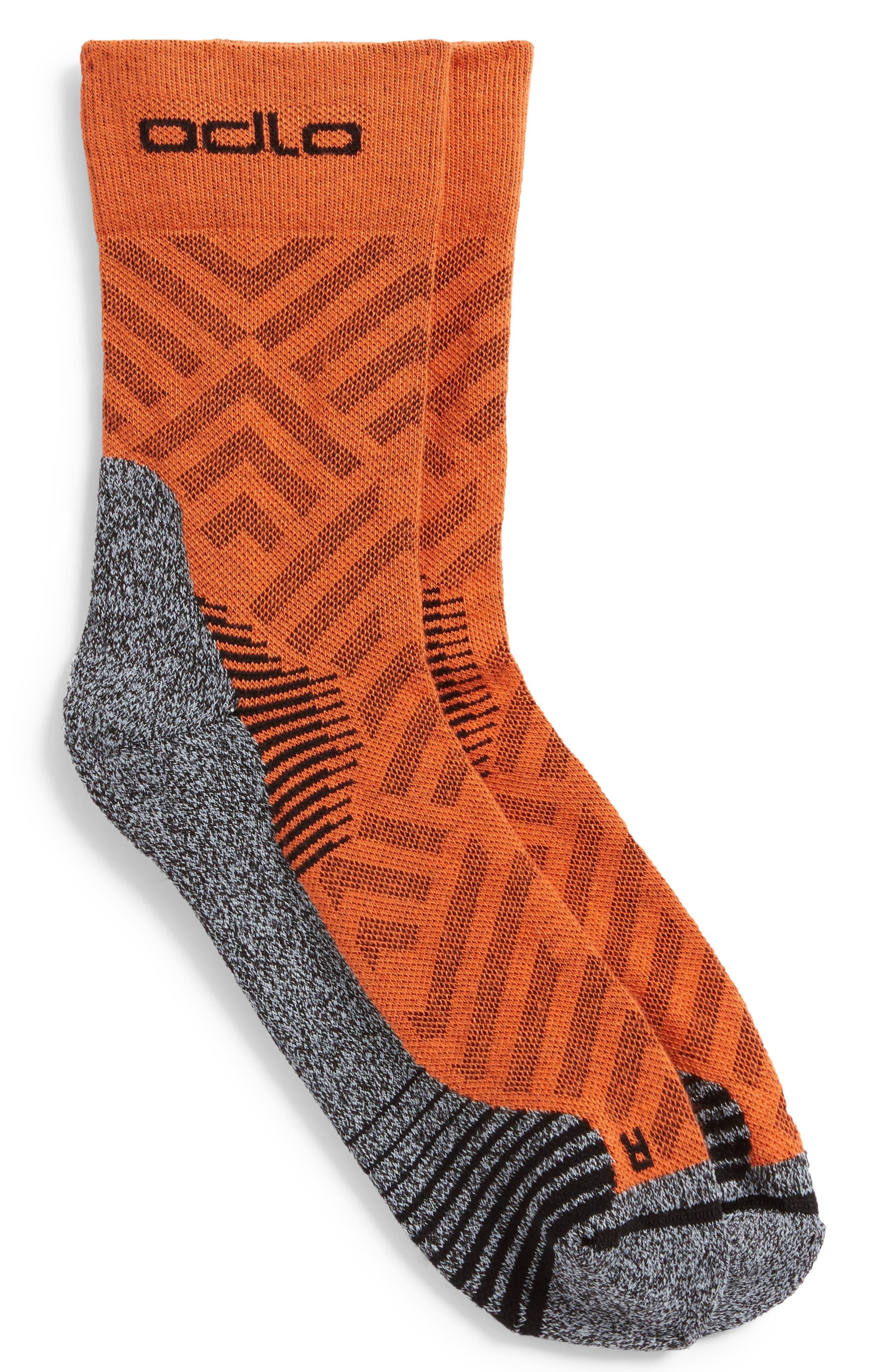 ODLO Mens Low Ceramicool Socks