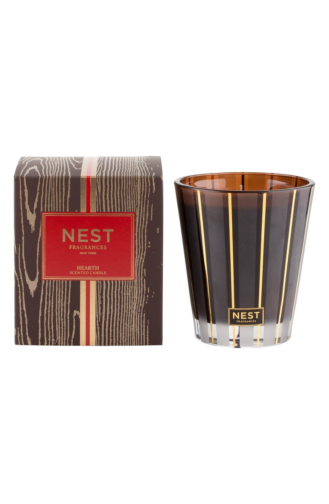 Alternate Image 1 Selected - NEST Fragrances Hearth Scented Classic Candle