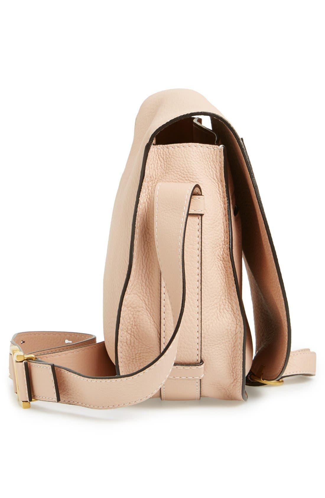 Alternate Image 5  - Chloé 'Marcie - Medium' Leather Crossbody Bag