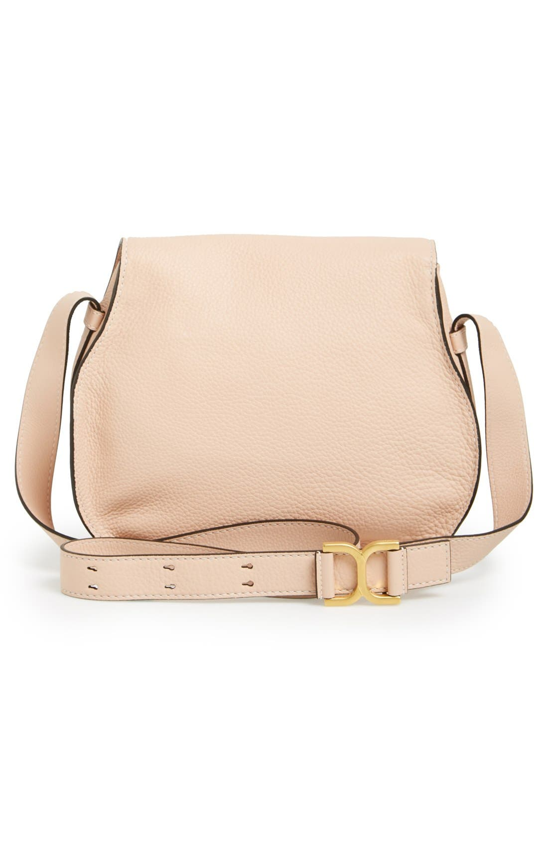 Alternate Image 3  - Chloé 'Marcie - Medium' Leather Crossbody Bag