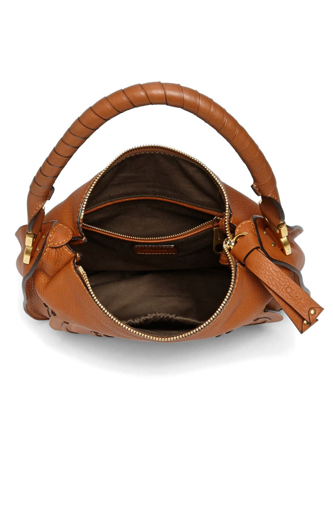 Alternate Image 4  - Chloé 'Marcie - Medium' Leather Hobo
