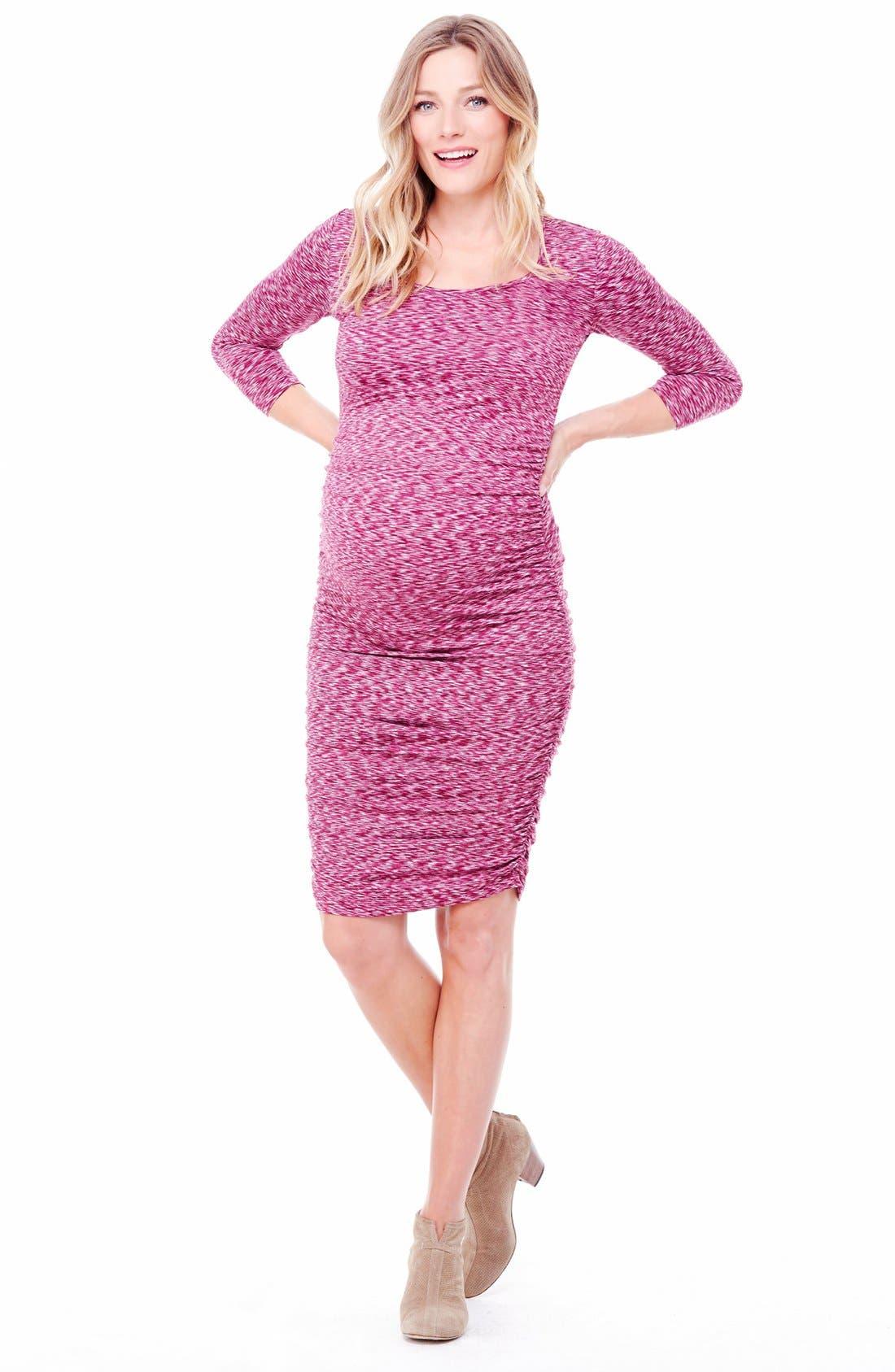 Ingrid & Isabel Jersey Maternity Dress