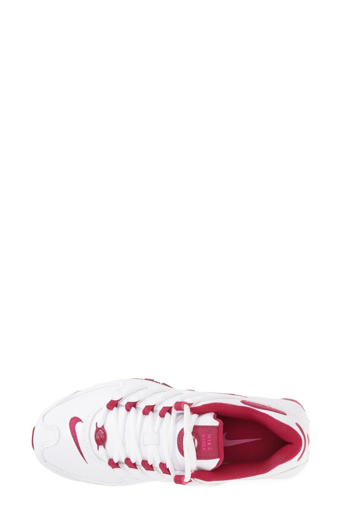 Alternate Image 3  - Nike 'Shox NZ EU' Sneaker (Women)