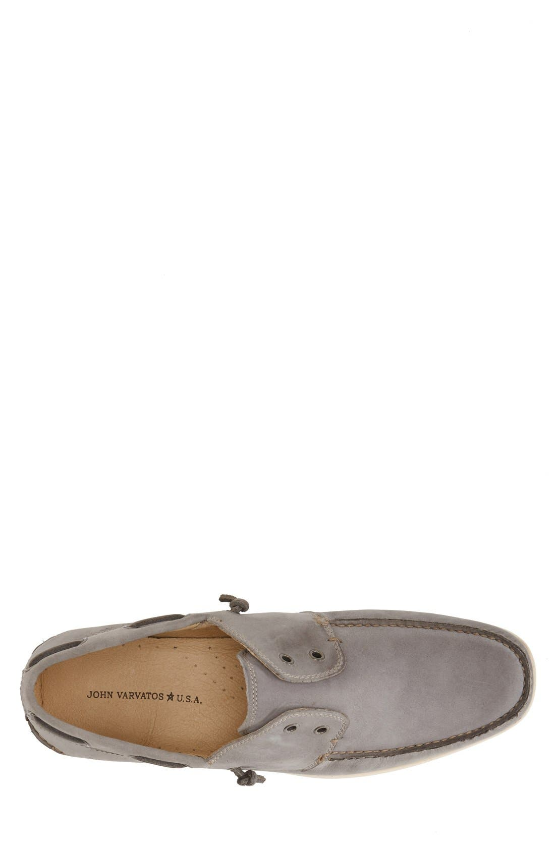 Alternate Image 3  - John Varvatos Star USA 'Schooner' Boat Shoe
