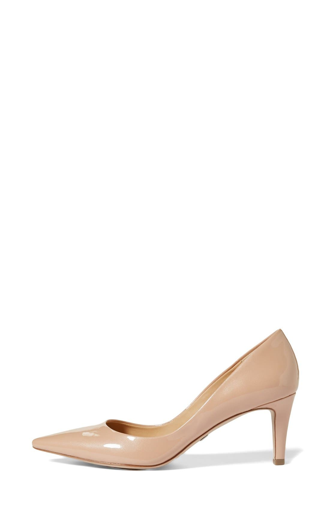 Alternate Image 4  - Badgley Mischka 'Poise II' Pointy Toe Pump (Women)