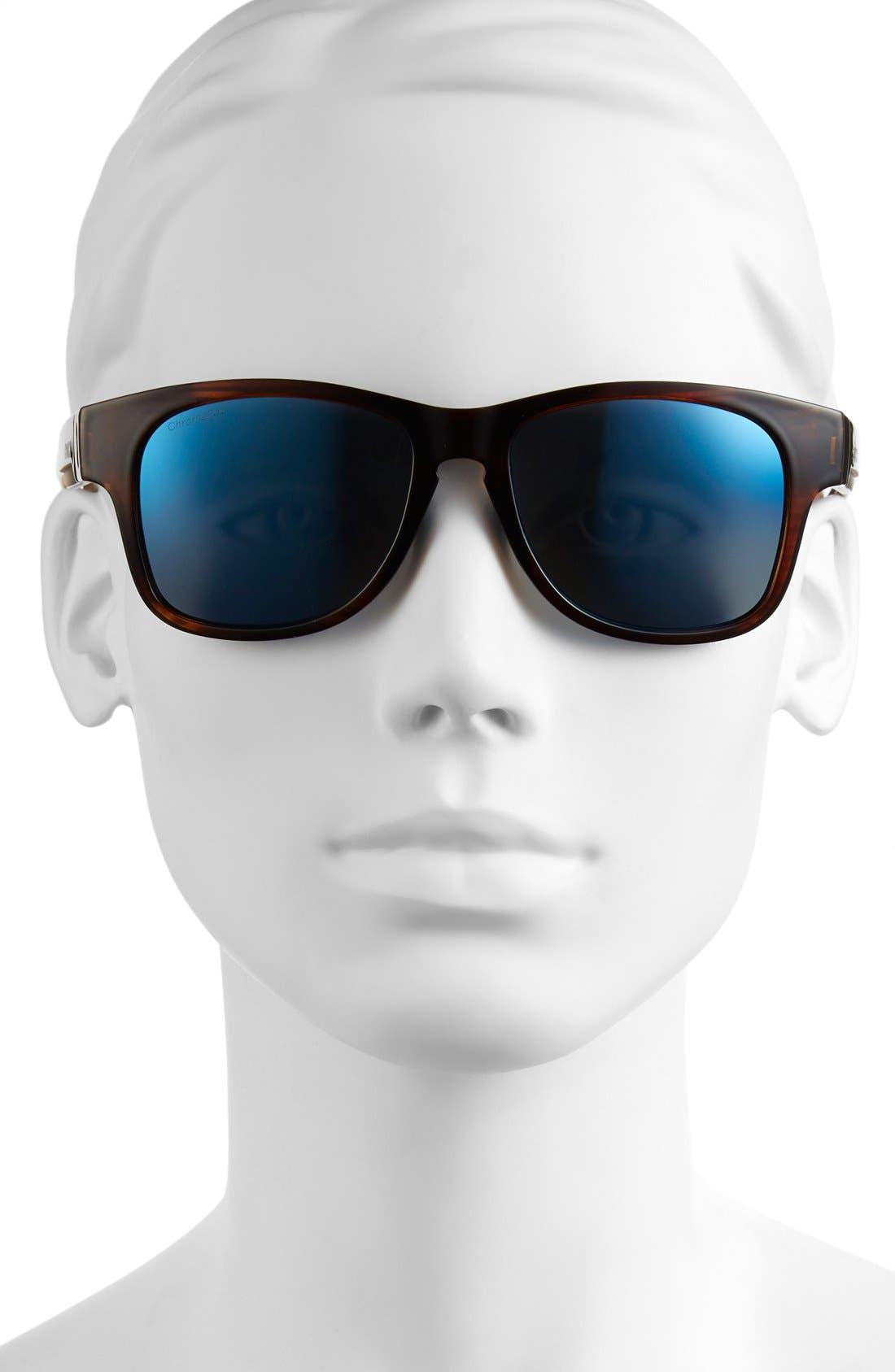 Alternate Image 2  - Smith 'Wayward' 54mm Polarized Sunglasses