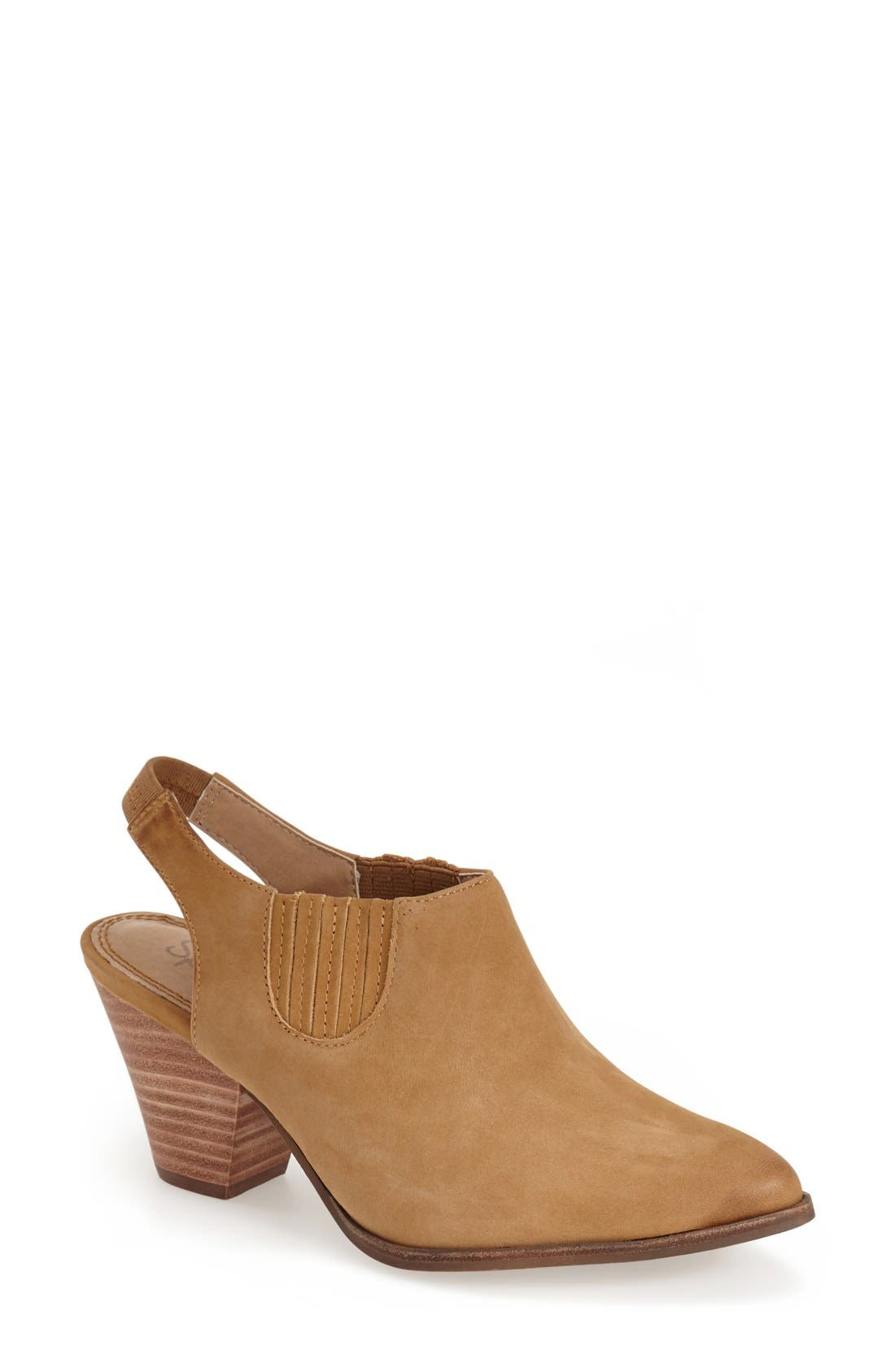 Alternate Image 1 Selected - Splendid 'Averie' Slingback Bootie (Women)