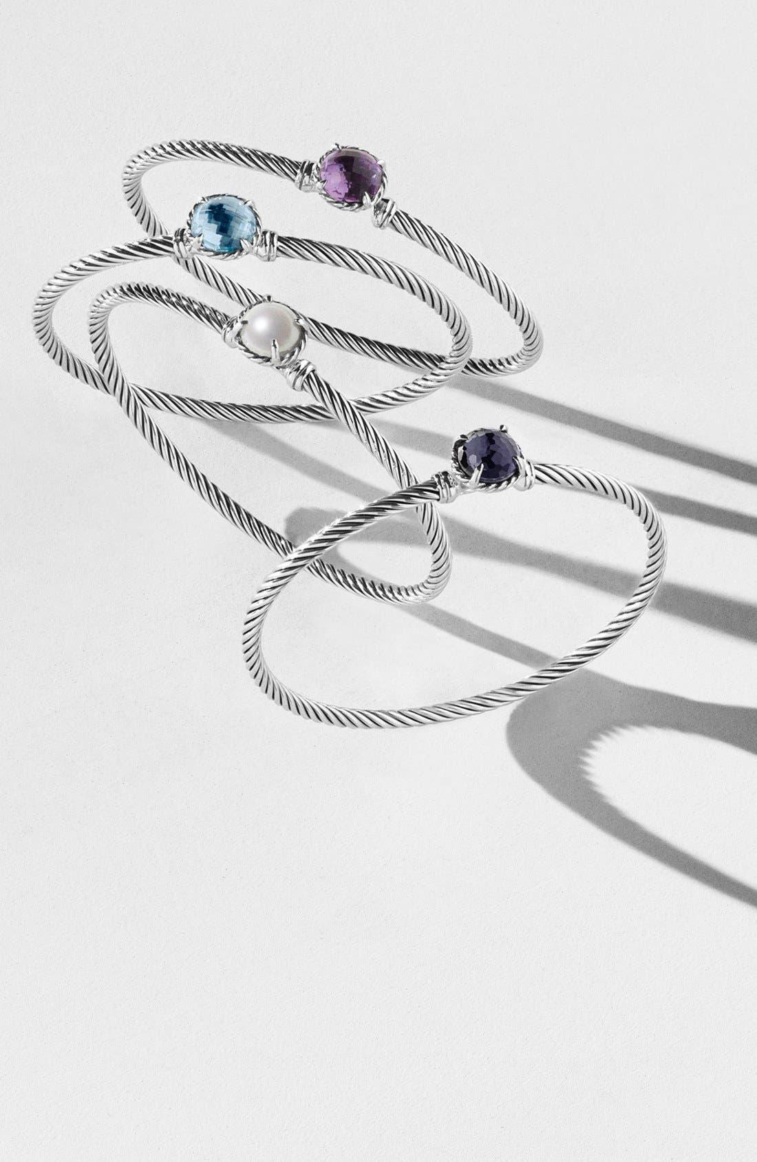 Alternate Image 3  - David Yurman 'Color Classics' Bangle Bracelet