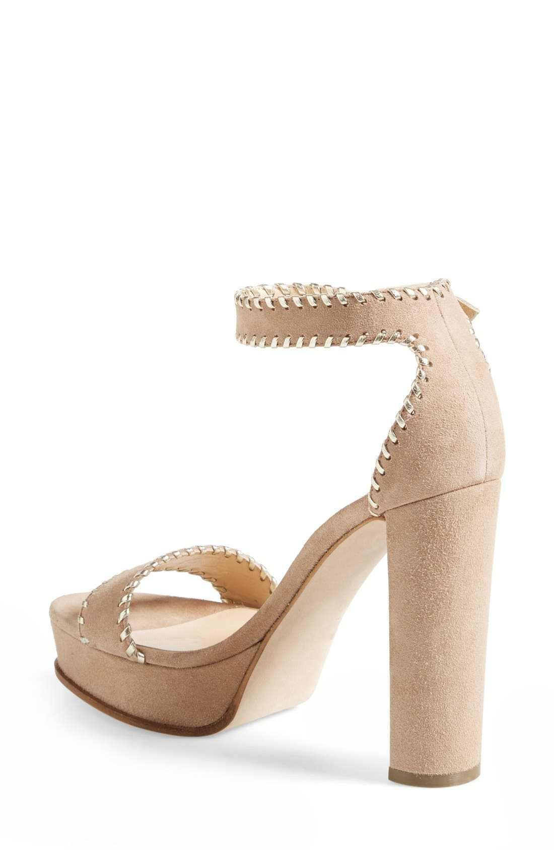 Alternate Image 2  - Jimmy Choo 'Holly' Sandal (Women)