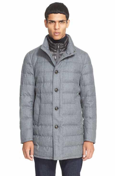Men's Wool Coats & Men's Wool Jackets   Nordstrom   Nordstrom