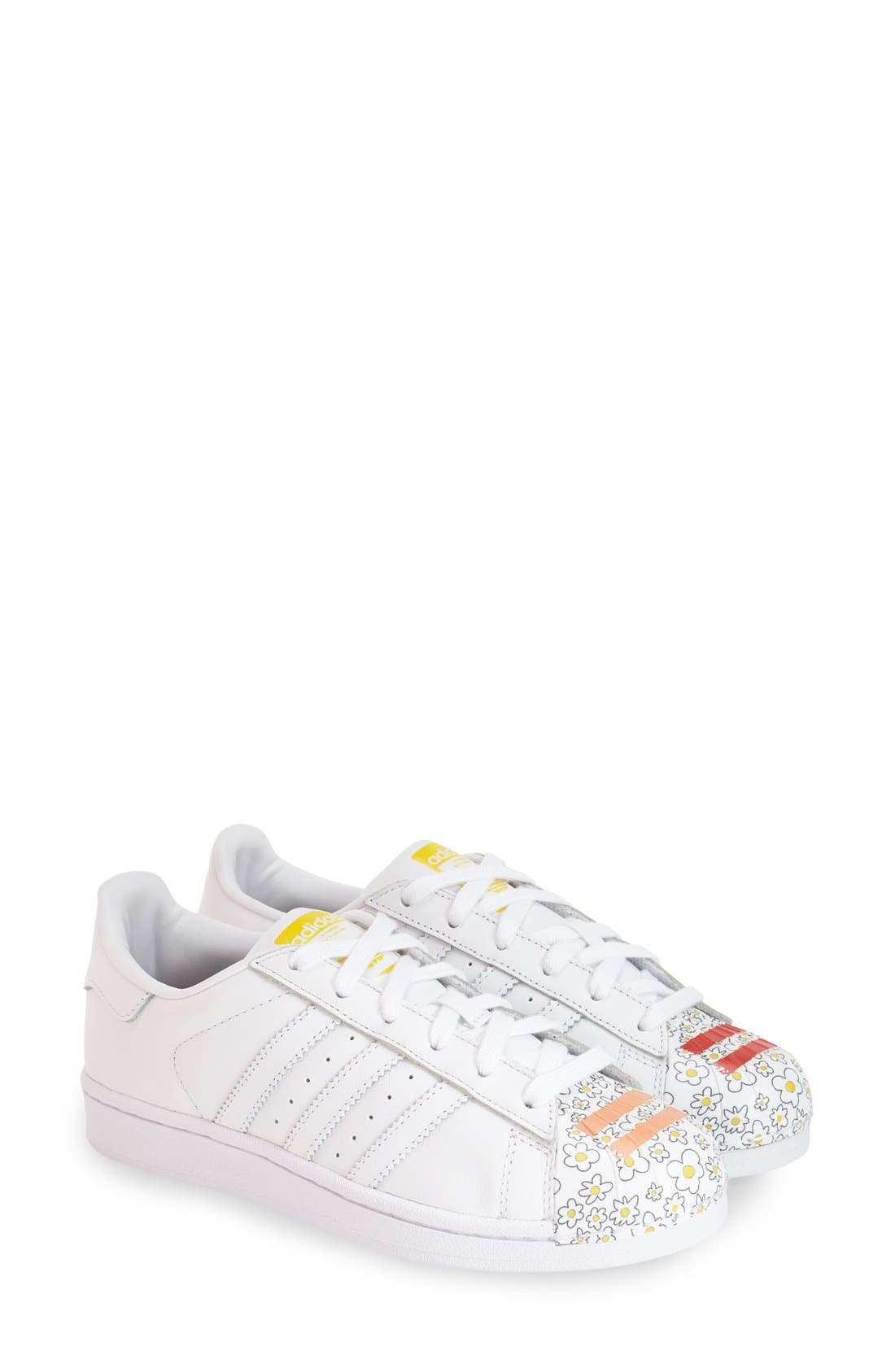 Alternate Image 1 Selected - adidas 'Superstar Pharrell Supershell' Sneaker