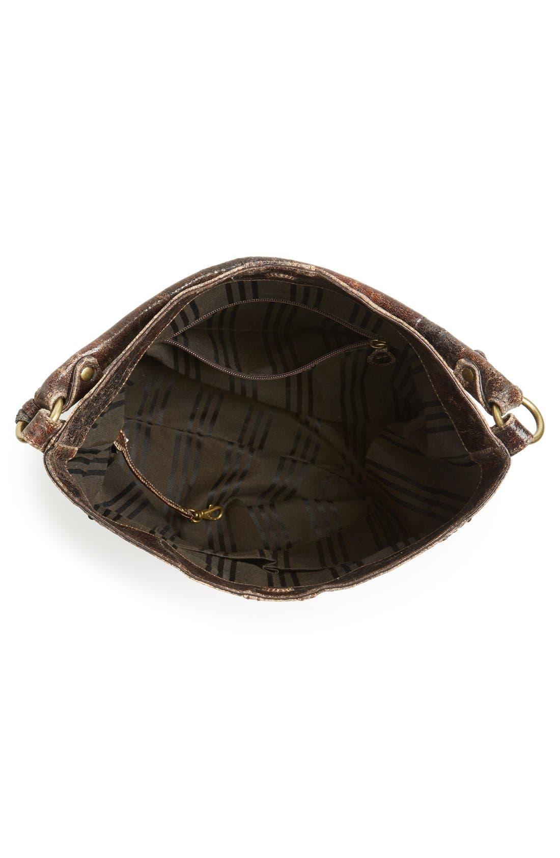 Alternate Image 4  - Frye 'Deborah' Studded Shoulder Bag