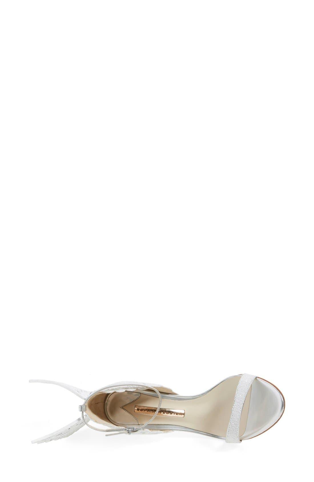 Alternate Image 3  - Sophia Webster 'Evangeline' Ankle Strap Sandal (Women)