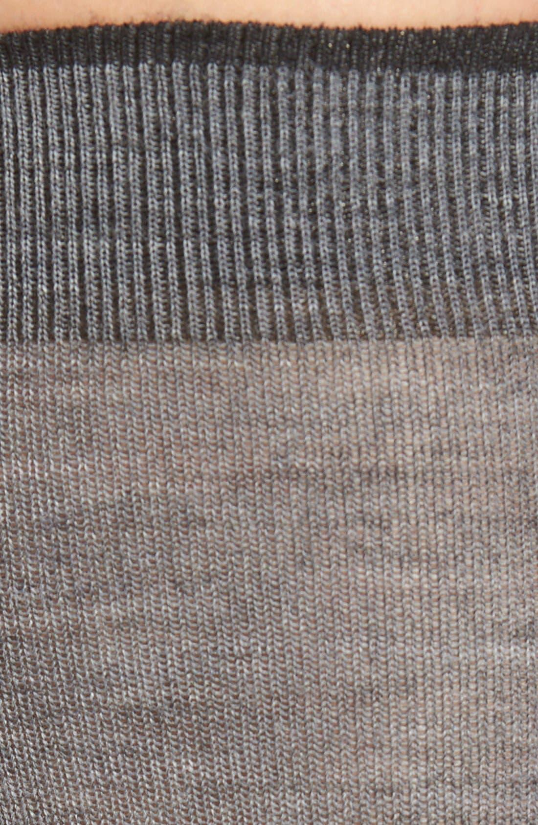 Alternate Image 2  - SmartwoolMerino Wool Blend Knee High Socks