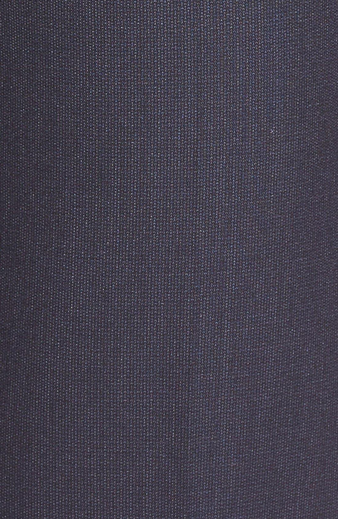 Alternate Image 5  - Halogen® 'Taylor' Stretch SuitPants (Regular & Petite)