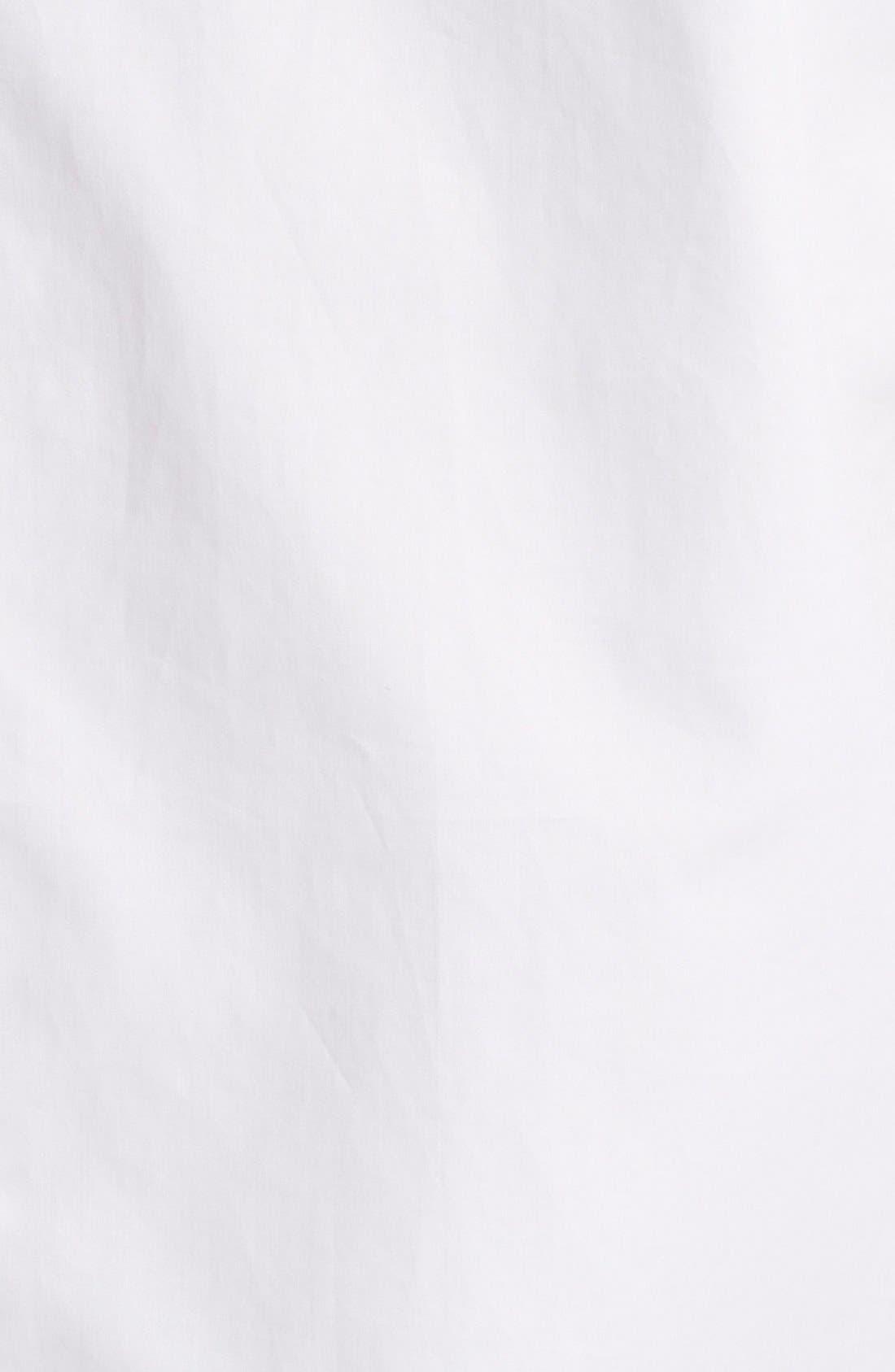 Alternate Image 3  - TibiPleated Cotton Poplin Top
