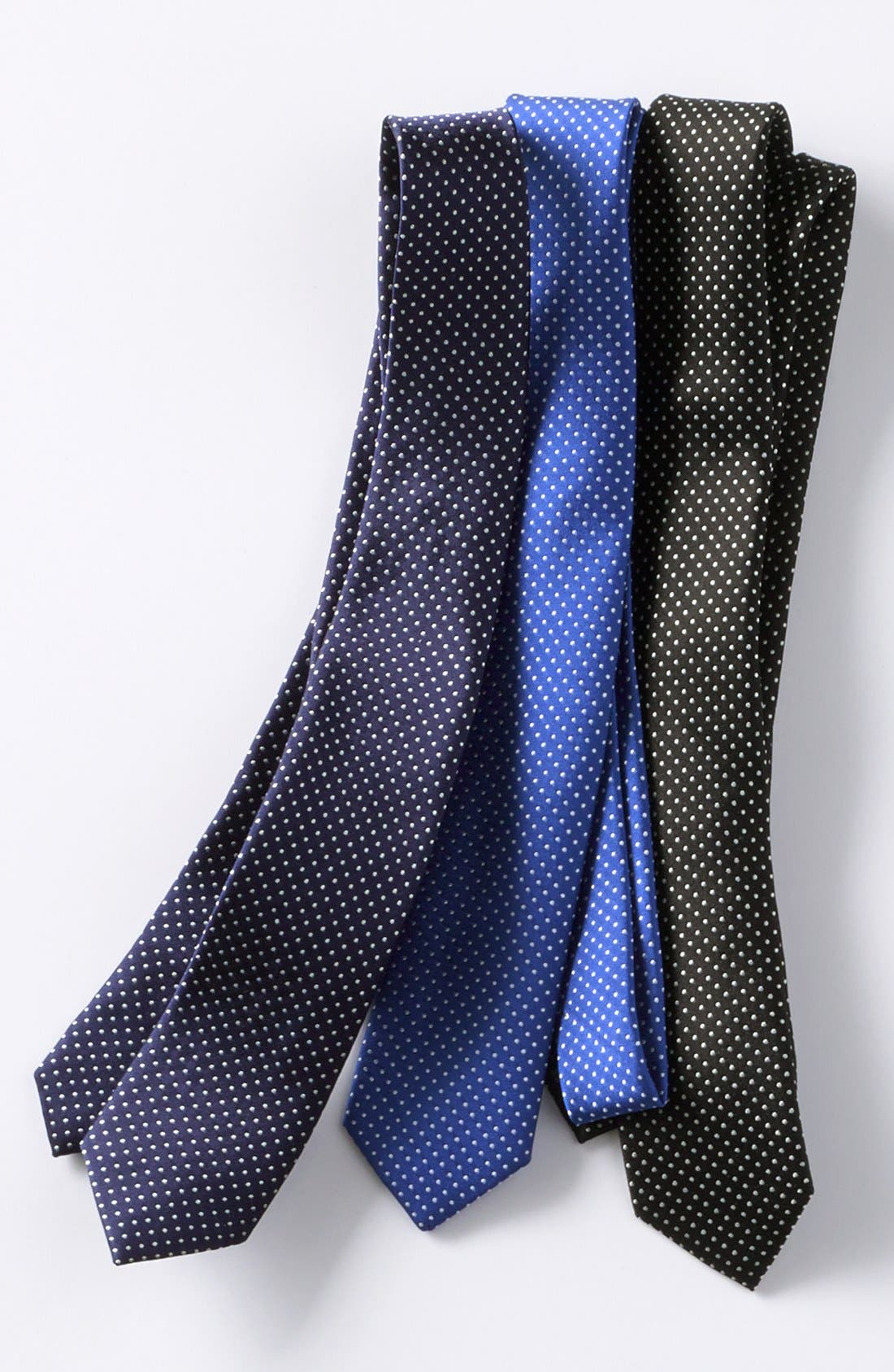Alternate Image 4  - The Tie Bar Woven Silk Tie (Online Only)