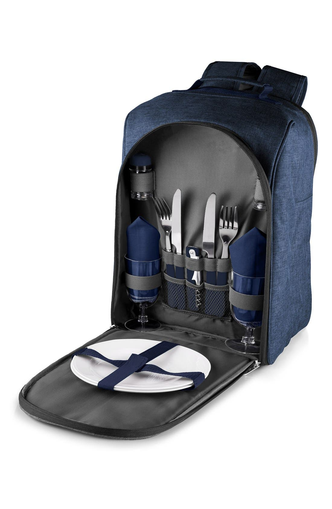 Alternate Image 1 Selected - Picnic Time 'Colorado' Picnic Backpack